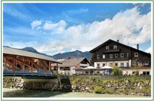 Brücke Eschenlohe