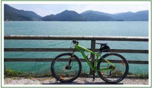 Fahrradtour zum Walchensee