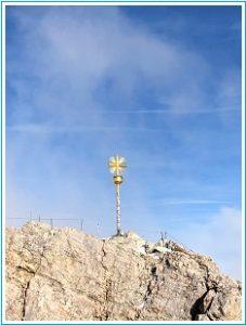 Zugspitzkreuz